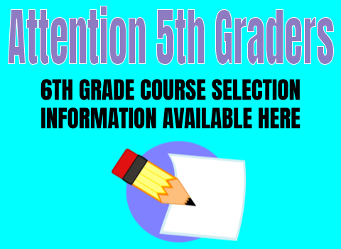 Course Selection Info