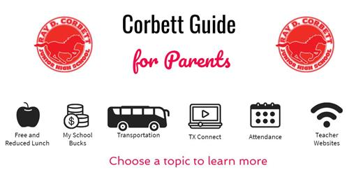 corbett guide for parents
