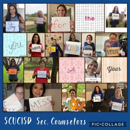 scucisd secondary counselors