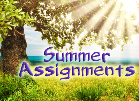 2020 Grades 6-12 Advanced English Summer Reading PDF