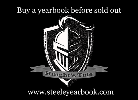 Buy your 2020 Steele Yearbook at www.steelyearbook.com