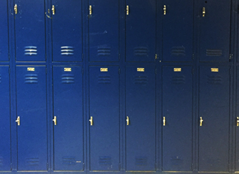 Click for information on reserving a locker
