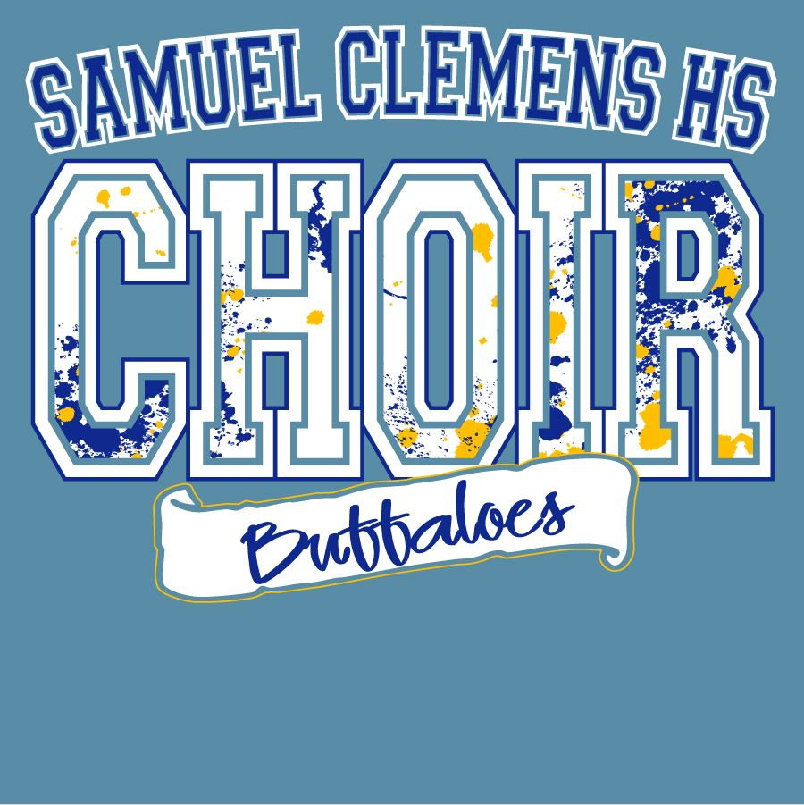 2019-2020 Clemens Choir Spirit T-Shirt