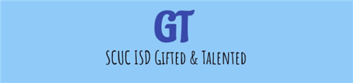 GT SCUCISD Gifted and Talented