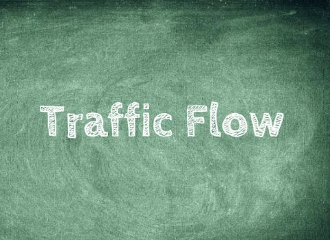 Image of Traffic Flow