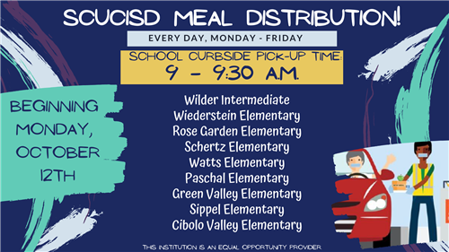 updated meal dist