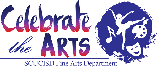 Celebrate the Arts logo