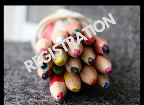 Colored Pencils Registration