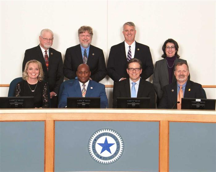 SCUCISD School Board Photo