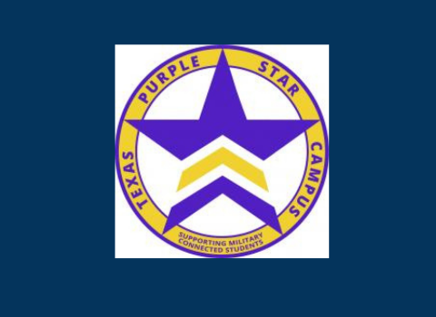 Byron P. Steele HS attains Purple Star Campus Designation