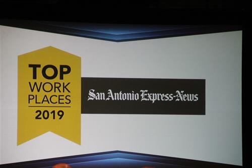 Topo Workplace Awards