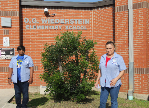 SCUC ISD observes National School Custodian Day