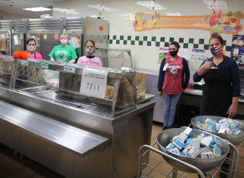 SCUC ISD observes National School Lunch Week