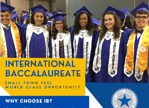 International Baccalaureate Meeting info