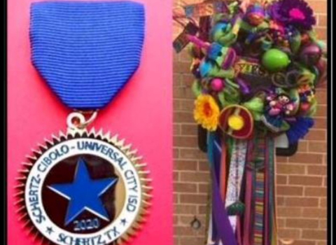 SCUC ISD Spirit Medals on sale