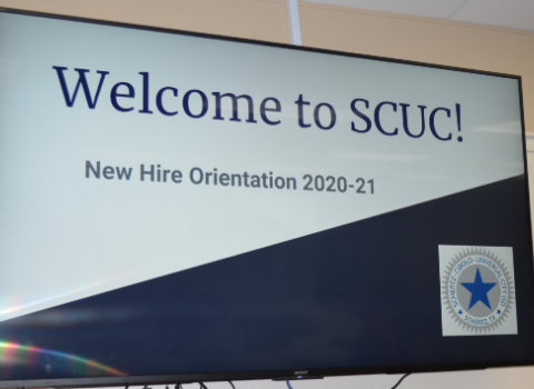SCUC ISD welcomes new employees