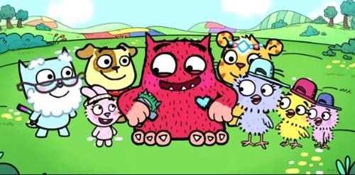 Love Monster and Friends